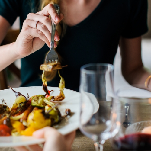 Repas sans stress