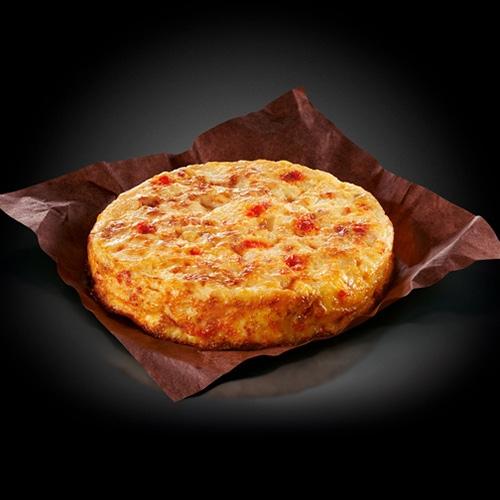tortilla chorizo à emporter